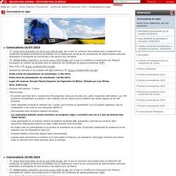 Bizkaia.Eus: Obras Públicas y Transportes - Certificado Aptitud Profesional (CAP) - Convocatoria en vigor