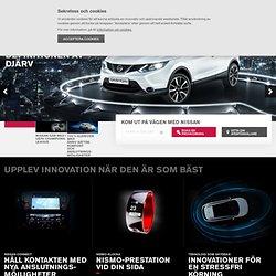Sverige: bilar, transportfordon, tjänster och finansiering
