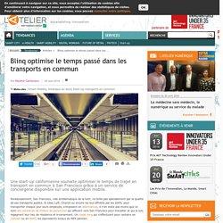 Blinq optimise le temps passé dans les transports en commun