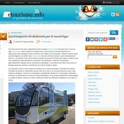 Les transports révolutionnés par le numérique