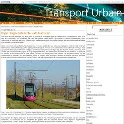 Dijon - transporturbain - Le webmagazine des transports urbains