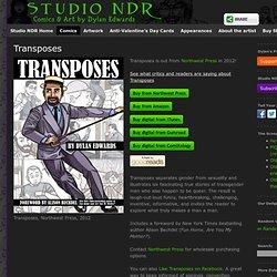 Studio NDR: Comics & Art by Dylan Edwards
