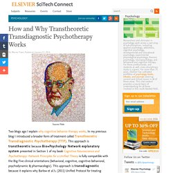 How and Why Transtheoretic Transdiagnostic Psychotherapy Works