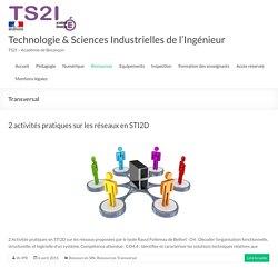 Transversal – Technologie & Sciences Industrielles de l'Ingénieur