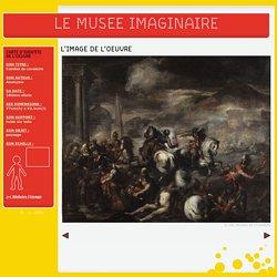 Transversales - Le musée imaginaire - Les oeuvres
