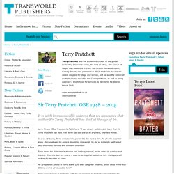 Transworld - Terry Pratchett