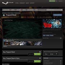 Économisez 75% sur Trapped Dead sur Steam