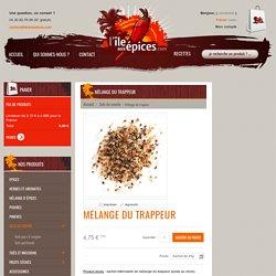 Mélange du trappeur - Achat, utilisation et recettes - L'ile aux épices