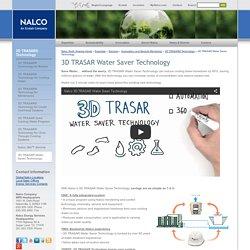 3D TRASAR™ Water Saver™ Technology