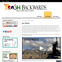 Trash Backwards Blog