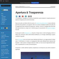 Apertura & Trasparenza
