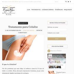 Tratamento para Celulite - Blog Ligia Kogos