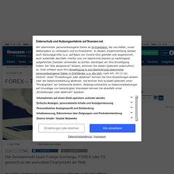 IG Markets – Kolumne FOREX – Traumpaar Devisen und CFDs 13.11.2009