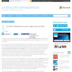 Le travail collaboratif, un atout majeur pour les PME