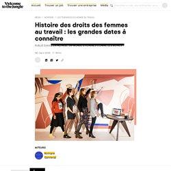 Droit de la femme au travail : les dates d'un combat mouvementé