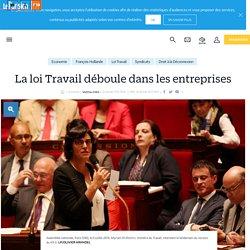 La loi Travail déboule dans les entreprises - Le Parisien