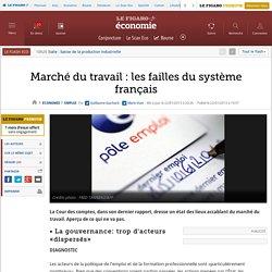 Marché du travail : les failles du système français