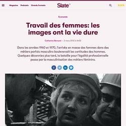 Travail des femmes: les images ont la vie dure