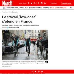 """Le travail """"low-cost"""" s'étend en France"""