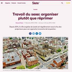 Travail du sexe: organiser plutôt que réprimer