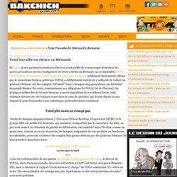 20092009Total n'a pas réagit aux accusations
