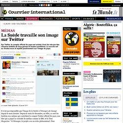 La Suède travaille son image sur Twitter