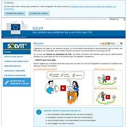 SOLVIT – Résoudre les problèmes de non-respect des droits des Européens qui travaillent, résident ou exercent une activité dans un autre pays de l'UE - Commission européenne