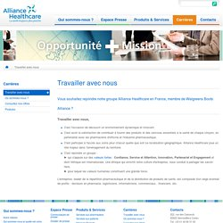 AllianceHealthcareFrance