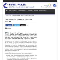 Travailler sur le cinéma en classe de français