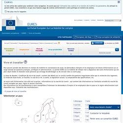 Vivre et travailler - Commission européenne