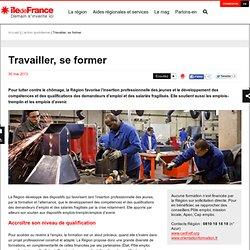 Emploi - Conseil régional d'Île-de-France