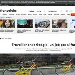 Salari s chez google ressources ou charges pearltrees - Travailler chez google france ...