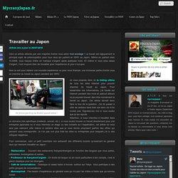 Travailler au Japon - MycrazyJapan.fr