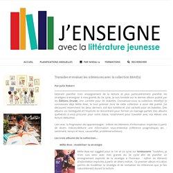 Travailler et évaluer les inférences avec la collection Motif(s) – J'enseigne avec la littérature jeunesse