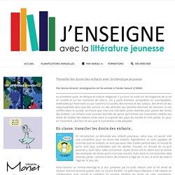 Travailler les droits des enfants avec la littérature jeunesse