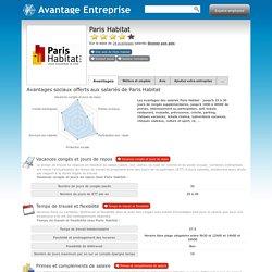 Travailler chez Paris Habitat