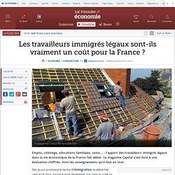 Les travailleurs immigrés légaux sont-ils vraiment un coût pour la France ?