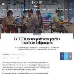 La CFDT lance une plateforme pour les travailleurs indépendants