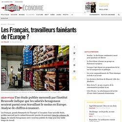 Les Français, travailleurs fainéants de l'Europe ?