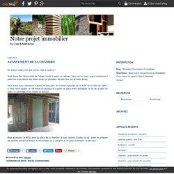 travaux - Rénovation d'une maison du beaujolais