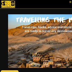 Travel Destination in the Middle East