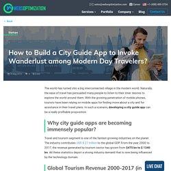 Travel App Development Company USA