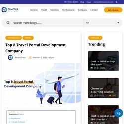 Top Travel Portal Development Company