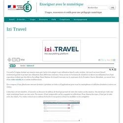 Izi Travel - Enseigner avec le numérique