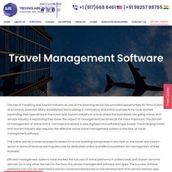 Travel Management Software - Build Own Tour Management Software