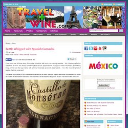 Travel Plus Wine