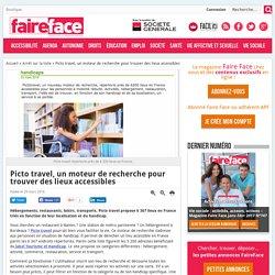 Picto travel, un moteur de recherche des lieux accessibles en France