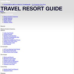 Summer Resort Guide