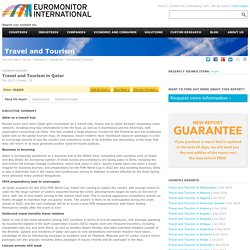 Travel and Tourism in Qatar
