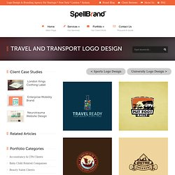 Travel Logos | Transport Logo Designs
